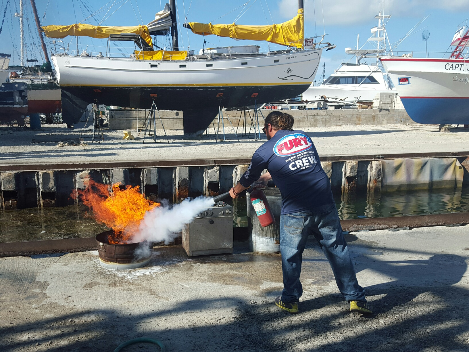 STCW Basic 5 day for unlimited size vessels 03/11/2019-03/15/2019 9am-5pm
