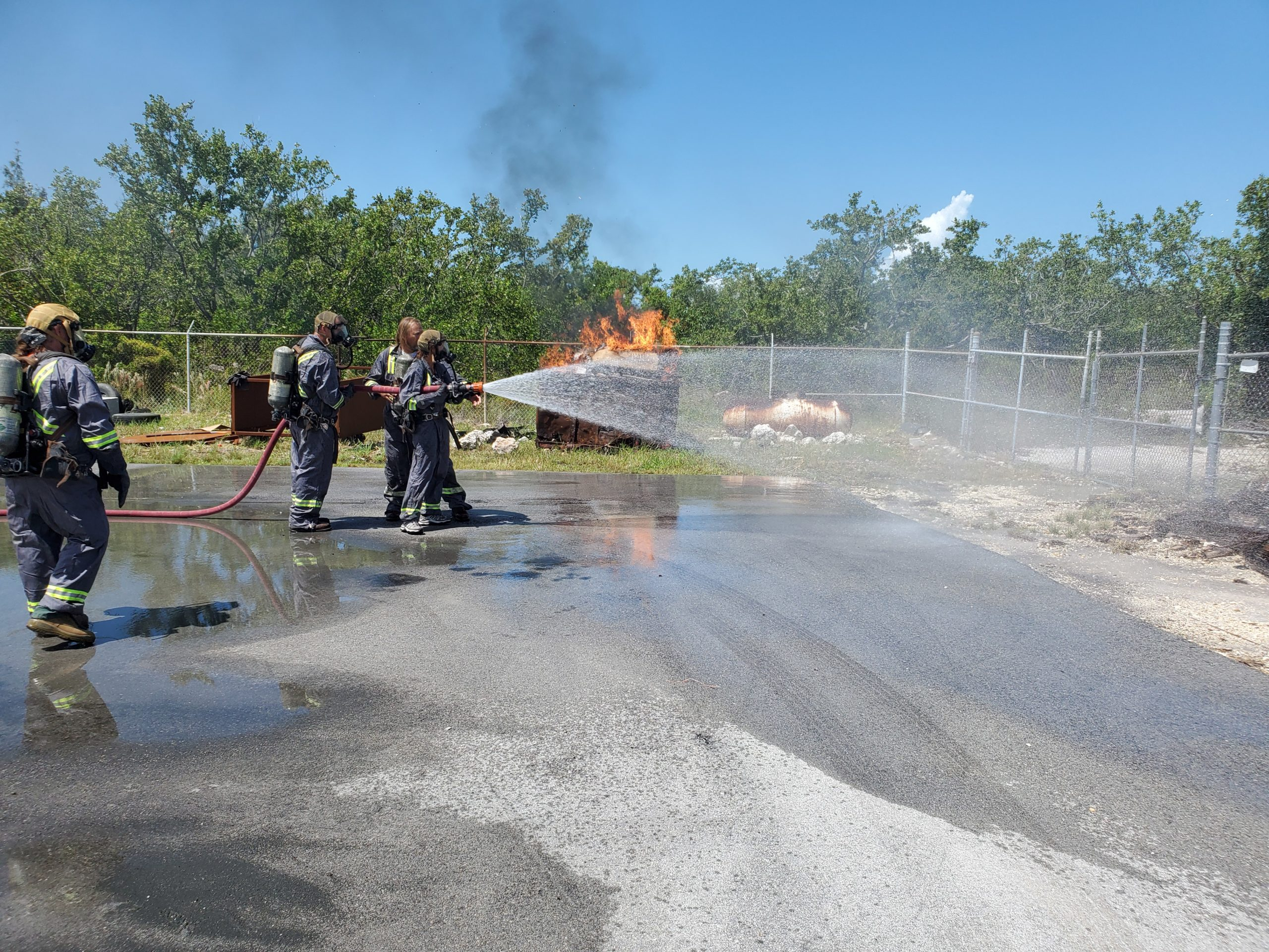 STCW Basic Safety Training (BST) - 5 day and blended 2 day - Coconut Grove