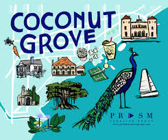 Coconut Grove, Miami Courses